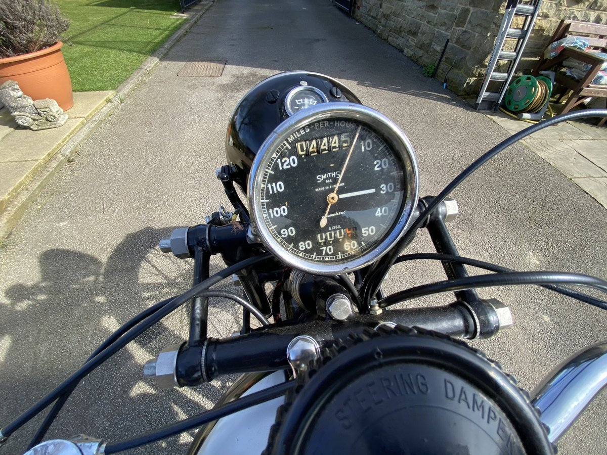 1939 Norton International 500cc For Sale by Auction (picture 40 of 50)