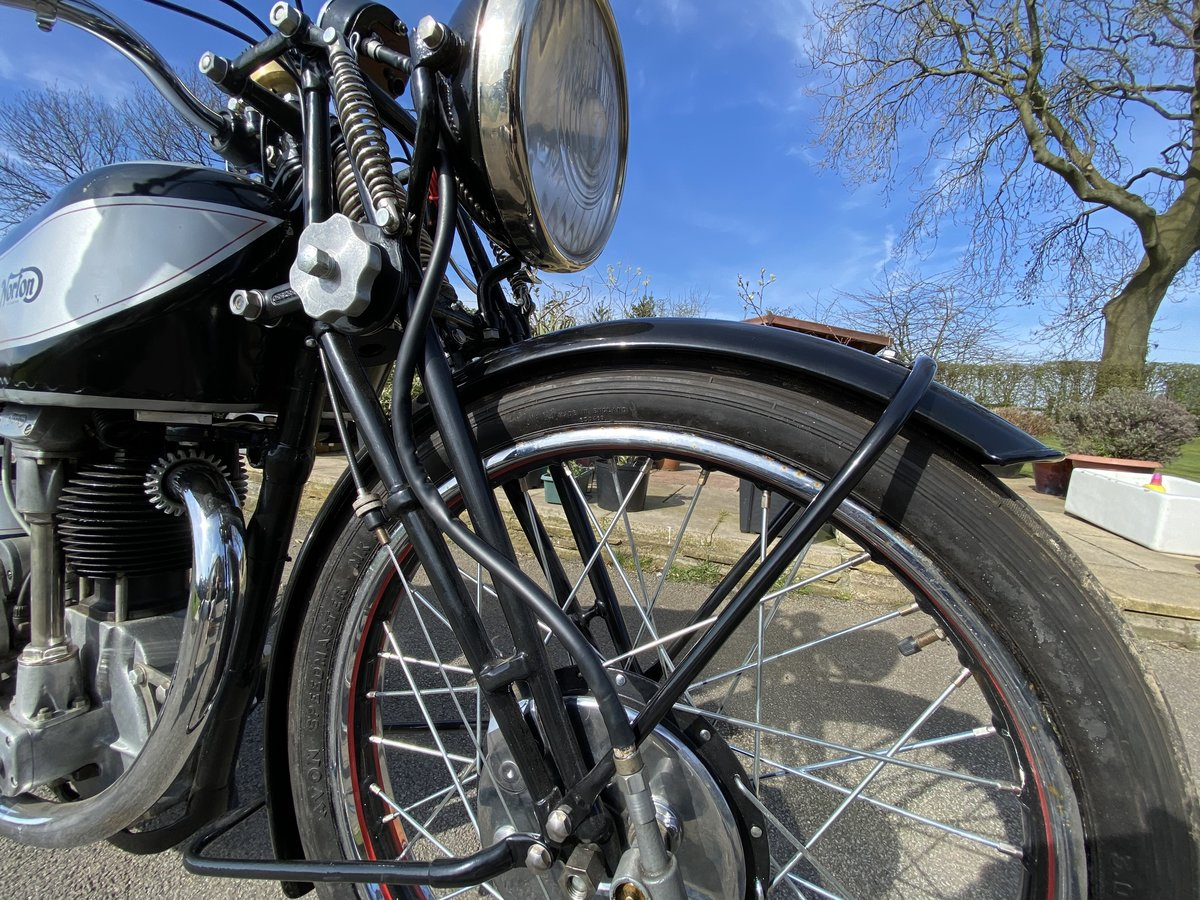 1939 Norton International 500cc For Sale by Auction (picture 44 of 50)