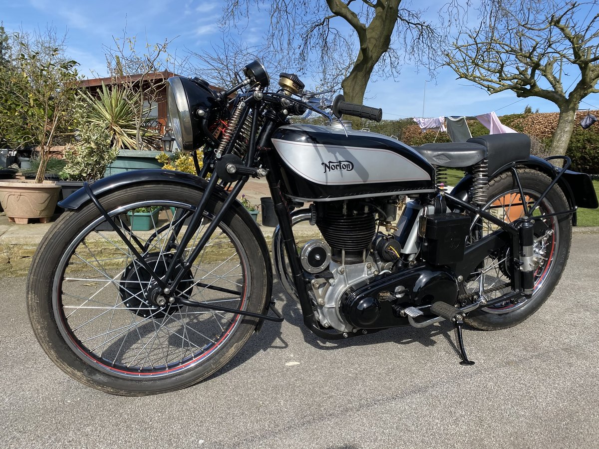 1939 Norton International 500cc For Sale by Auction (picture 45 of 50)