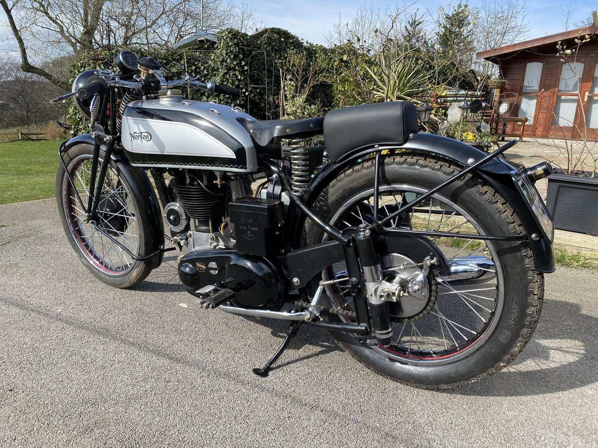 1939 Norton International 500cc For Sale by Auction (picture 46 of 50)