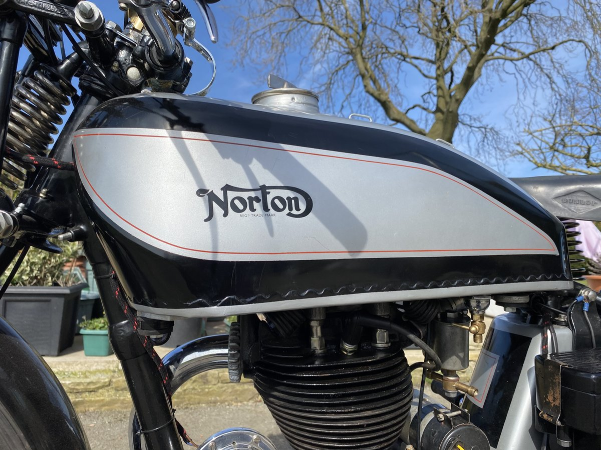 1939 Norton International 500cc For Sale by Auction (picture 50 of 50)