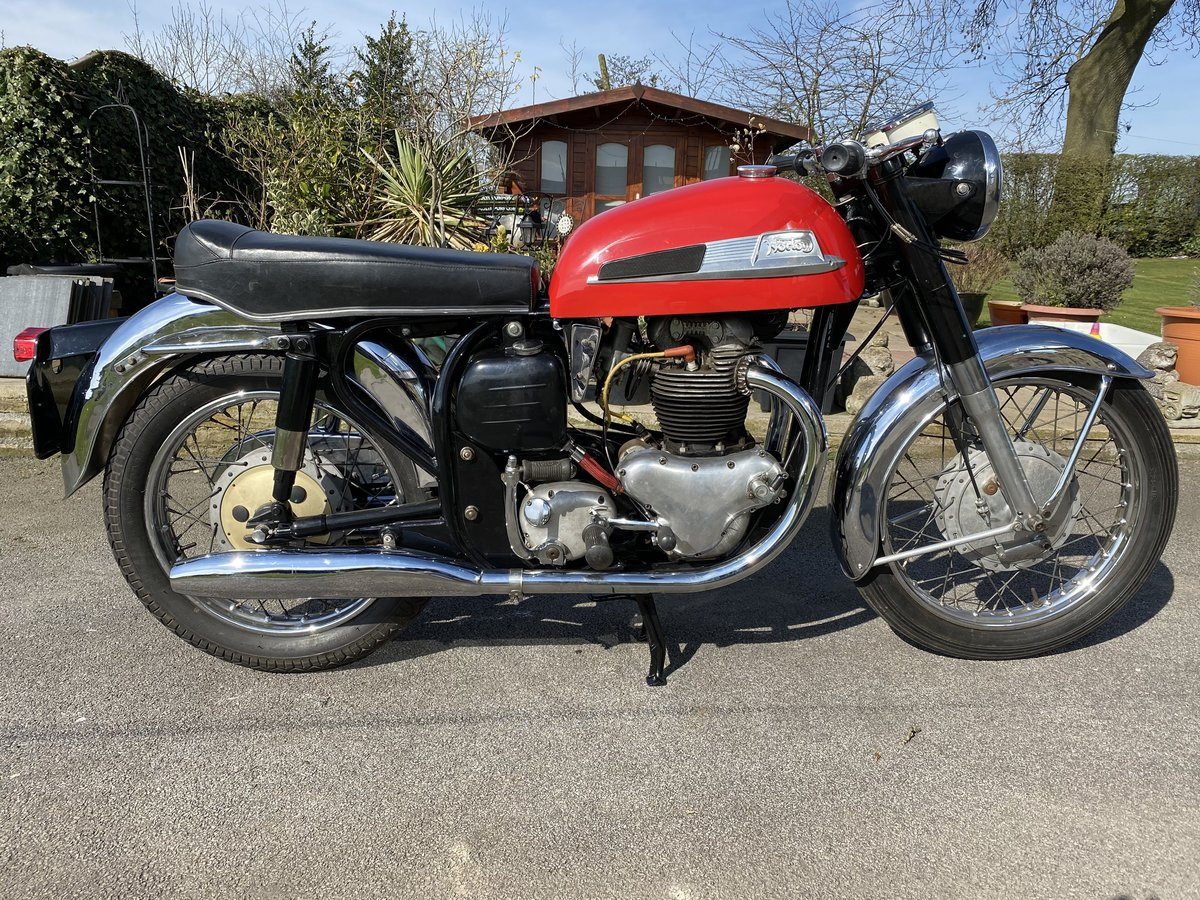 1964 Norton Atlas For Sale by Auction (picture 1 of 50)