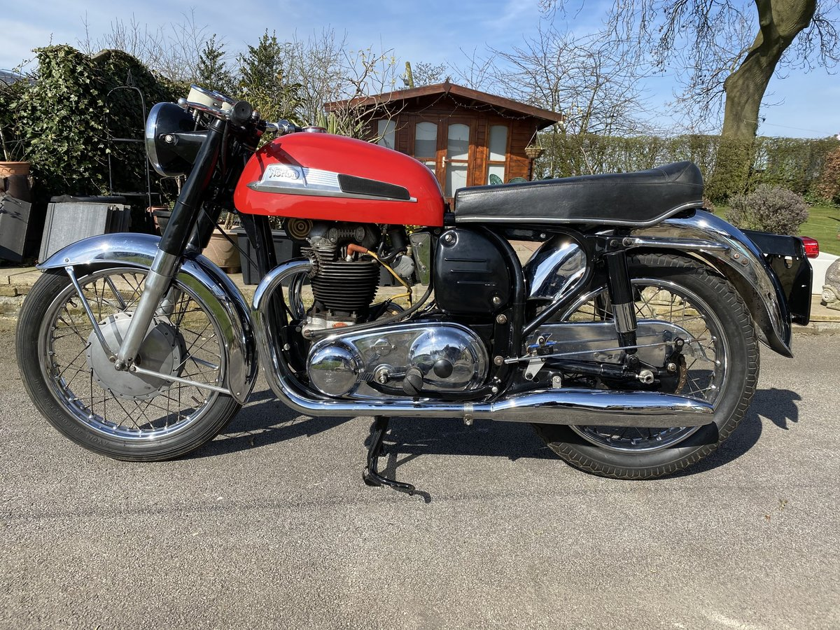 1964 Norton Atlas For Sale by Auction (picture 2 of 50)