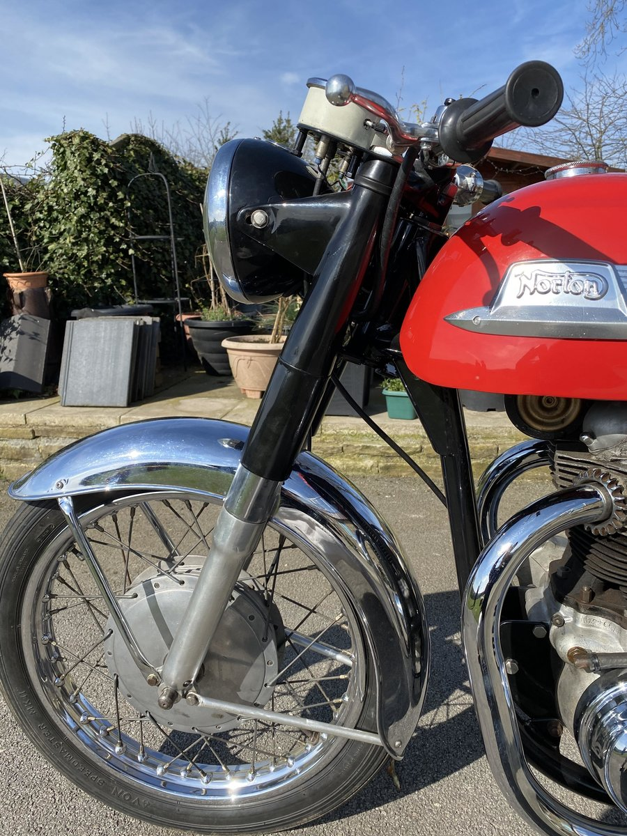 1964 Norton Atlas For Sale by Auction (picture 3 of 50)