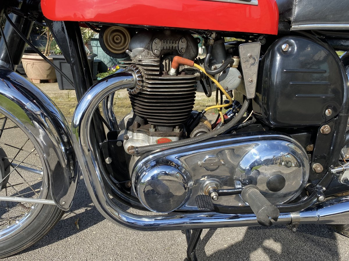 1964 Norton Atlas For Sale by Auction (picture 6 of 50)