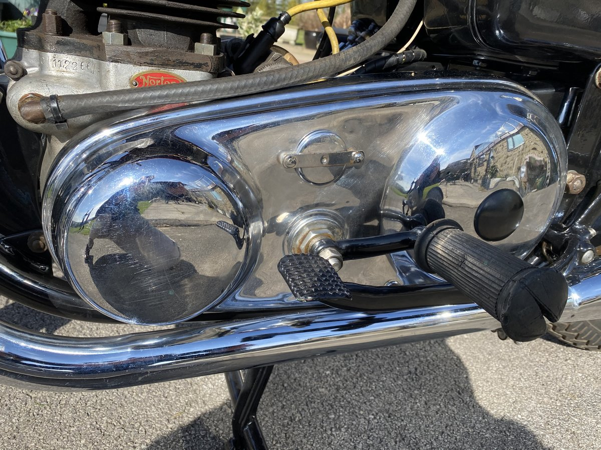 1964 Norton Atlas For Sale by Auction (picture 8 of 50)