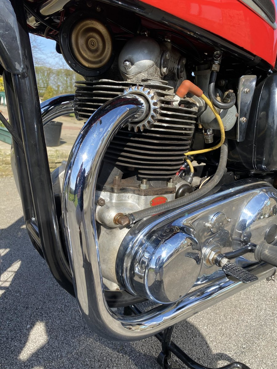 1964 Norton Atlas For Sale by Auction (picture 11 of 50)