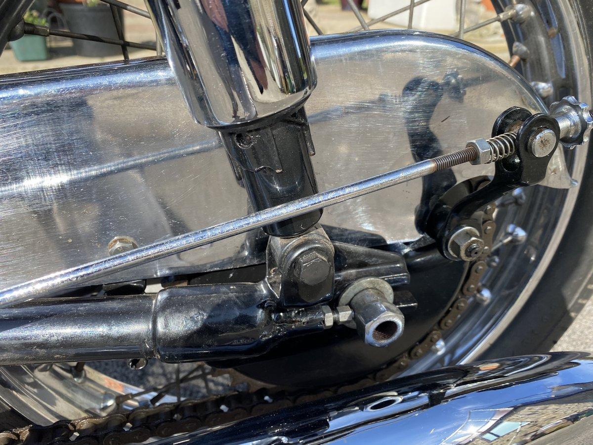 1964 Norton Atlas For Sale by Auction (picture 16 of 50)