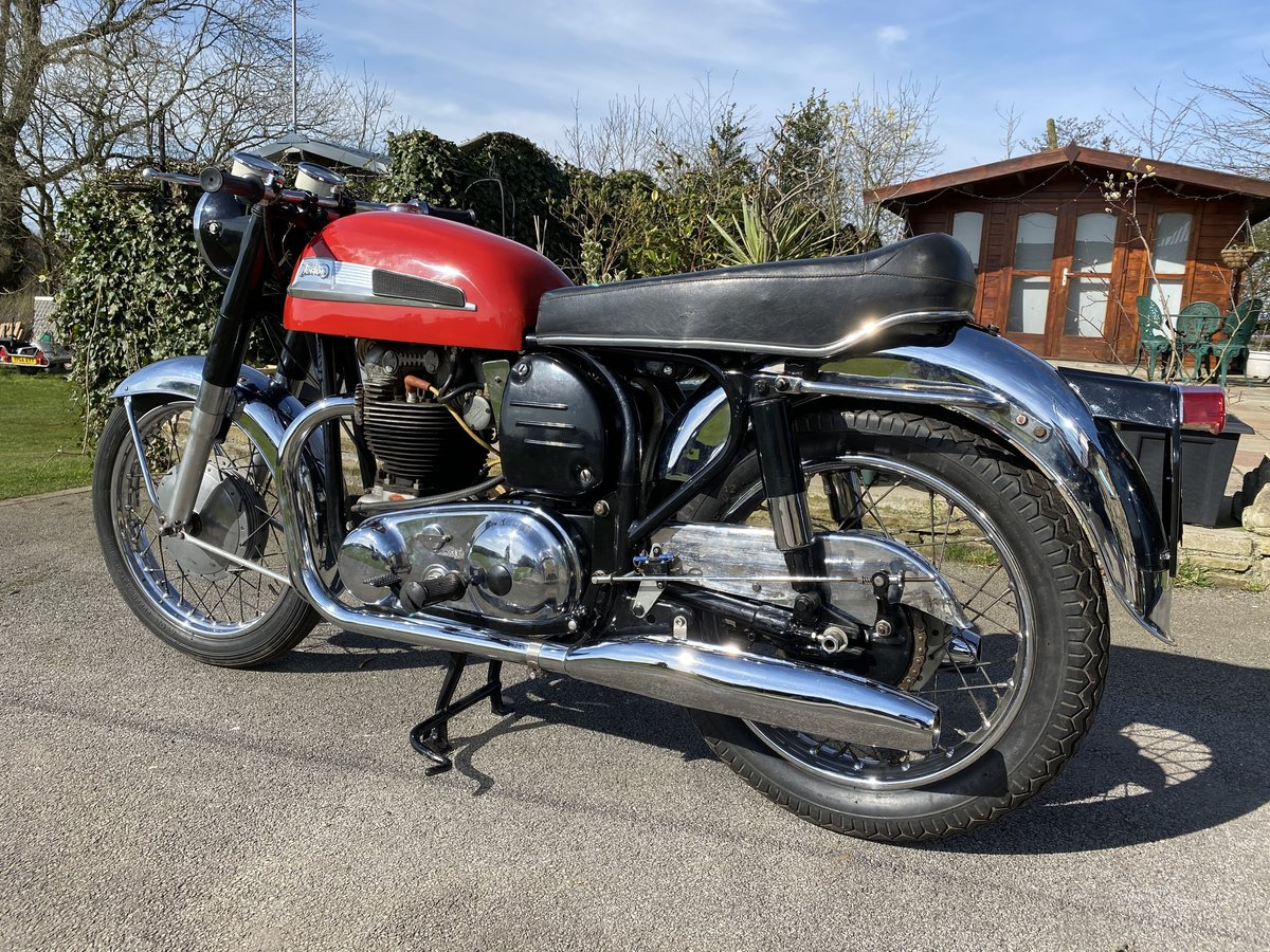 1964 Norton Atlas For Sale by Auction (picture 17 of 50)
