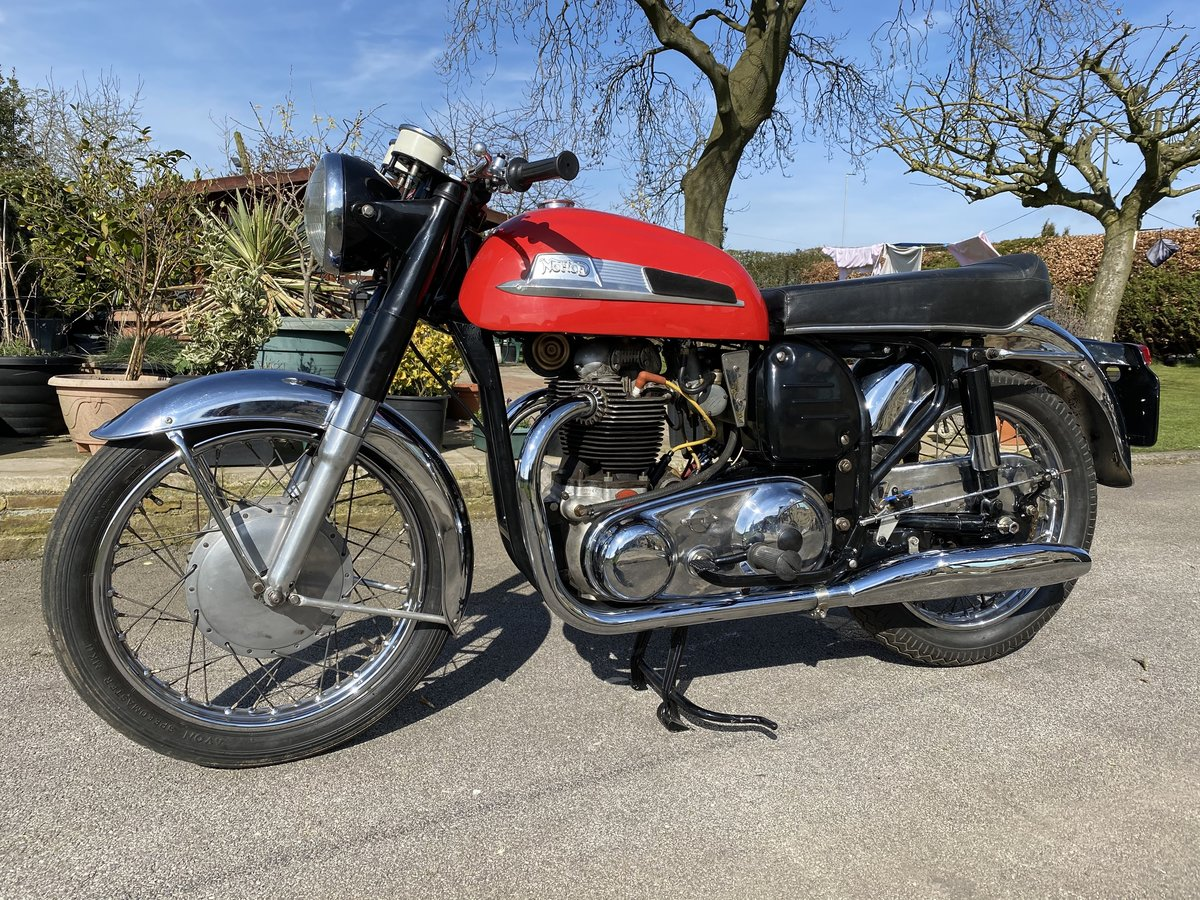 1964 Norton Atlas For Sale by Auction (picture 19 of 50)