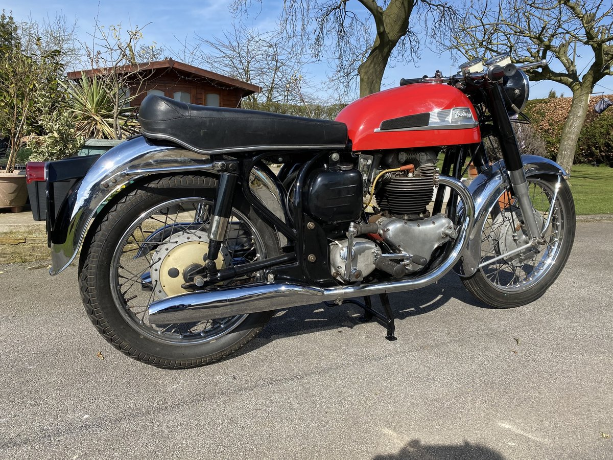 1964 Norton Atlas For Sale by Auction (picture 26 of 50)