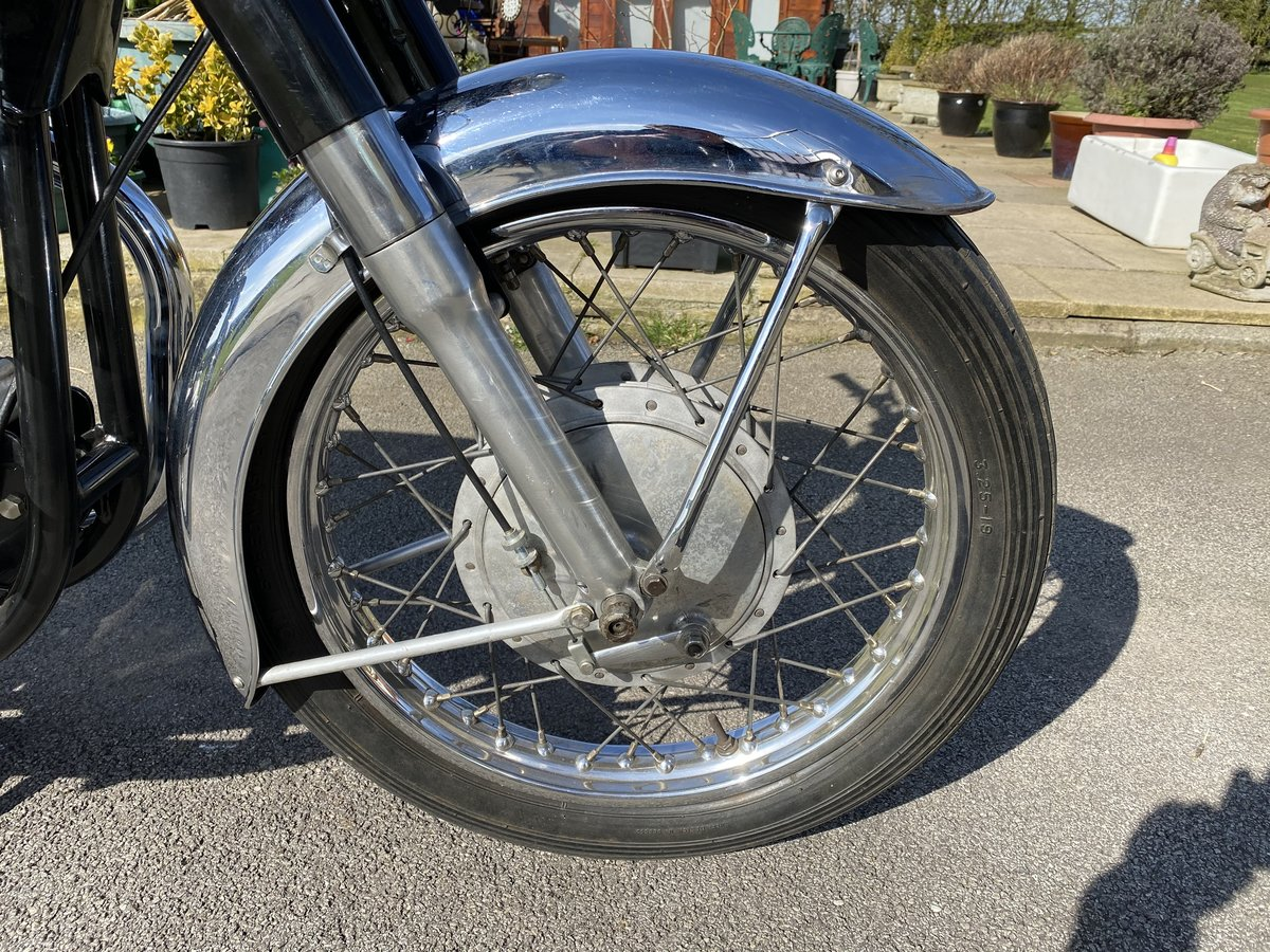 1964 Norton Atlas For Sale by Auction (picture 28 of 50)