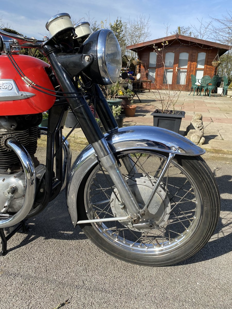 1964 Norton Atlas For Sale by Auction (picture 34 of 50)