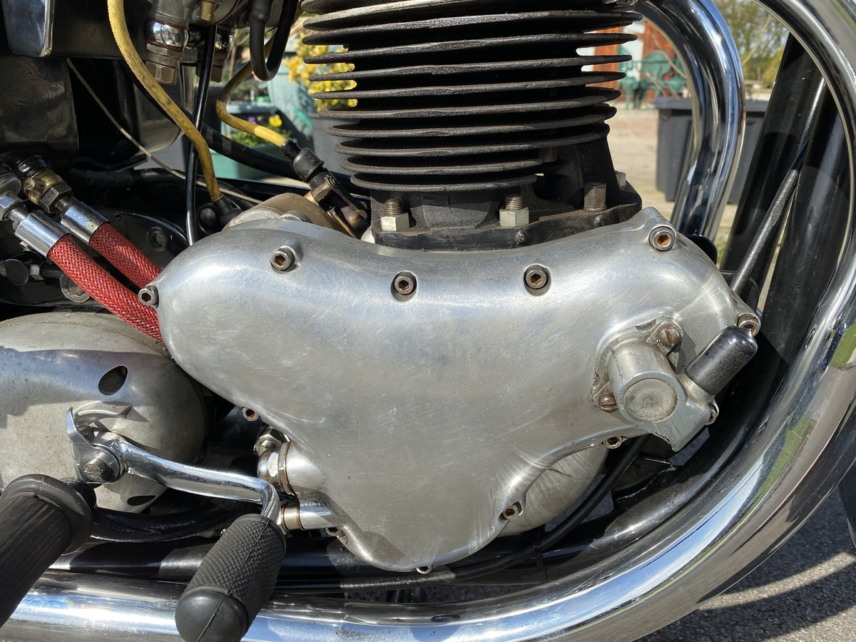 1964 Norton Atlas For Sale by Auction (picture 36 of 50)