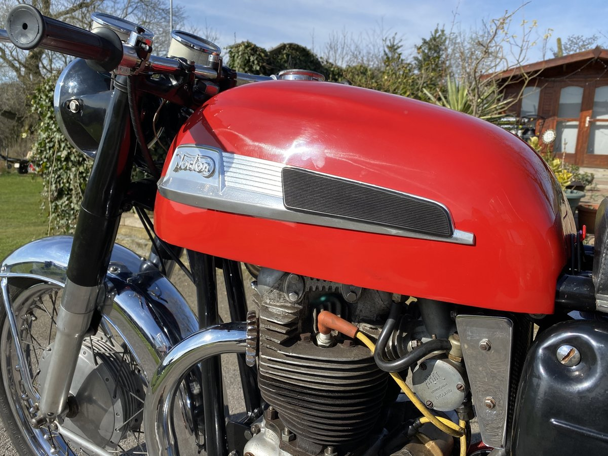 1964 Norton Atlas For Sale by Auction (picture 40 of 50)