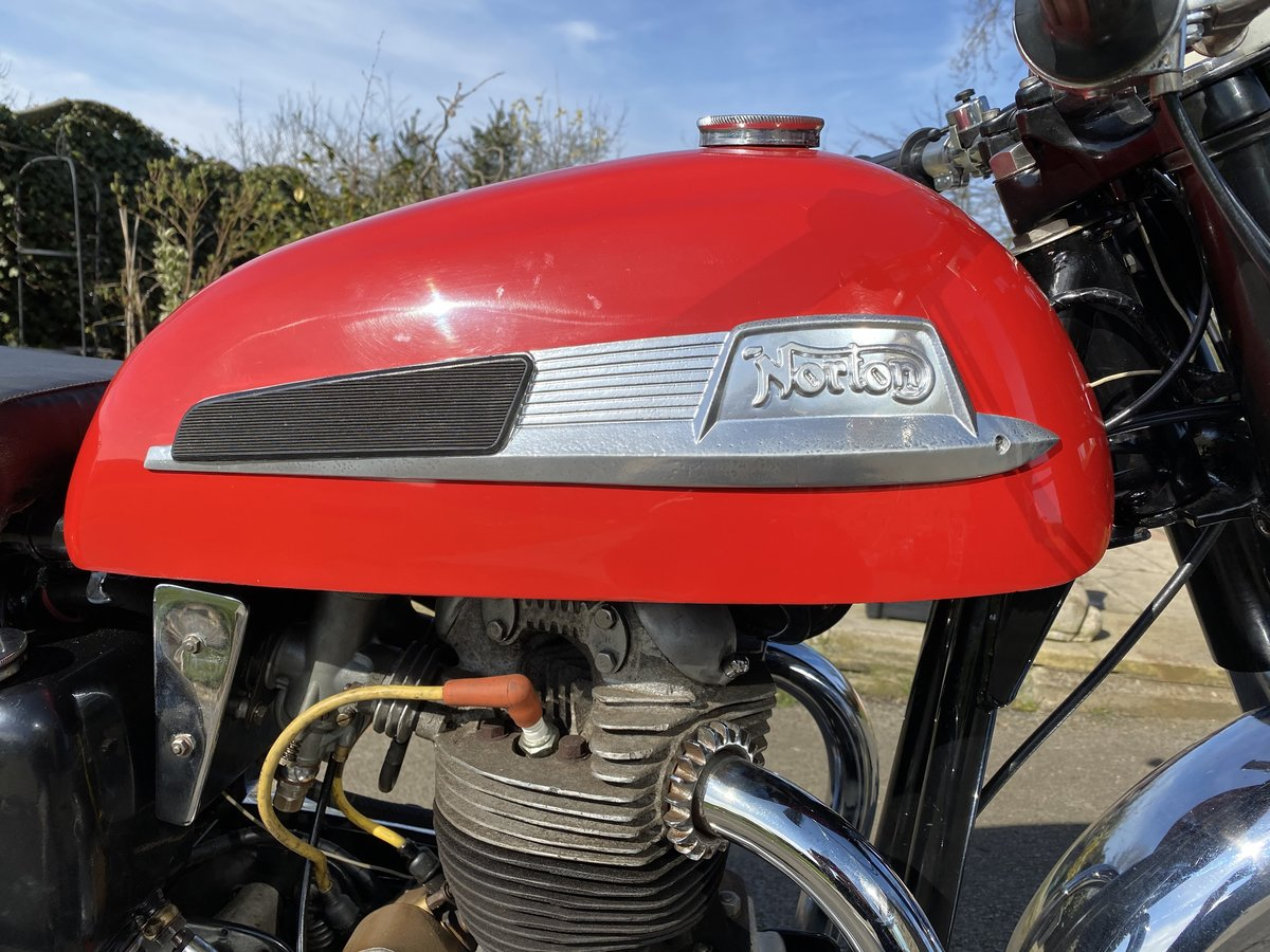 1964 Norton Atlas For Sale by Auction (picture 45 of 50)