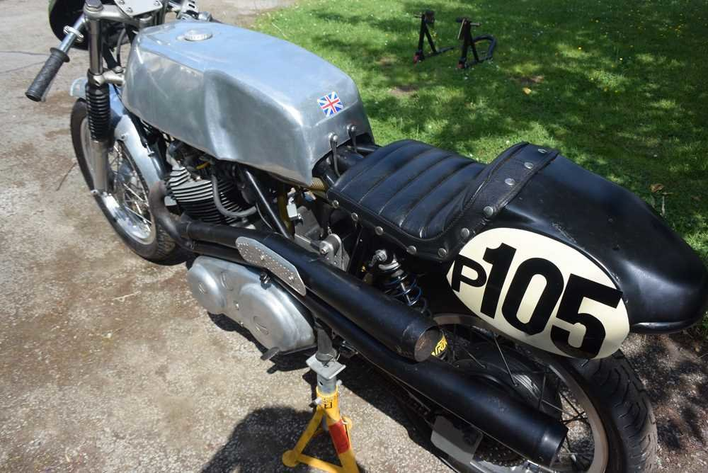 c.1971 Norton Commando For Sale by Auction (picture 5 of 38)