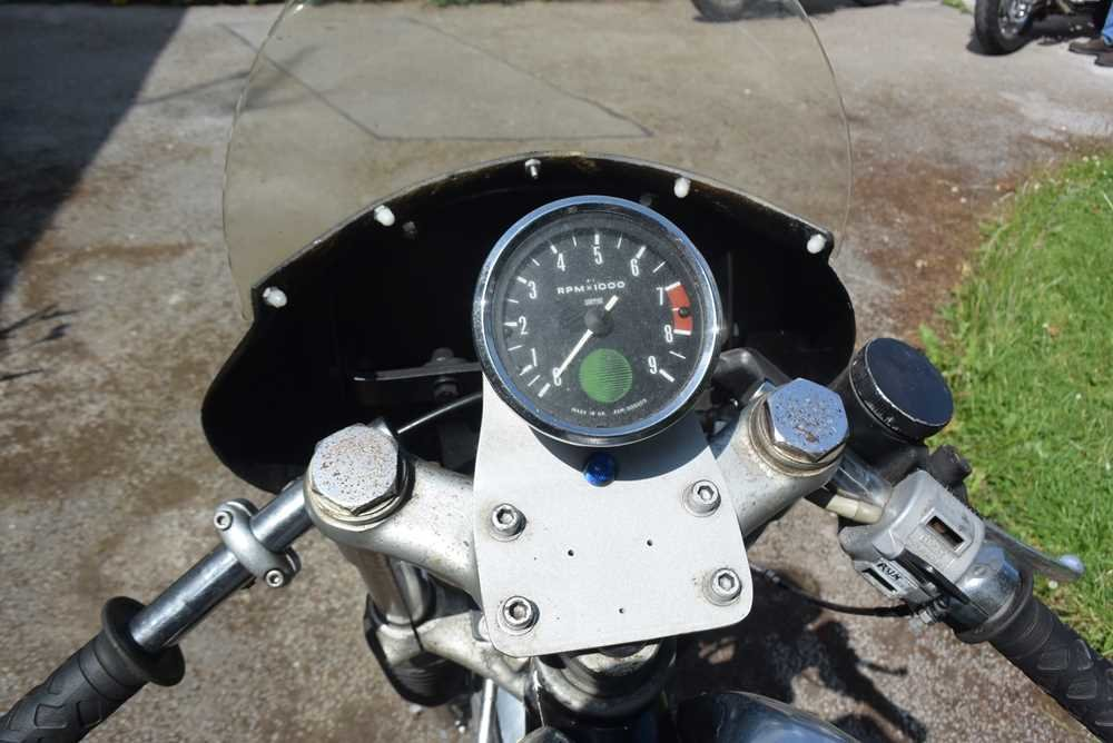 c.1971 Norton Commando For Sale by Auction (picture 15 of 38)