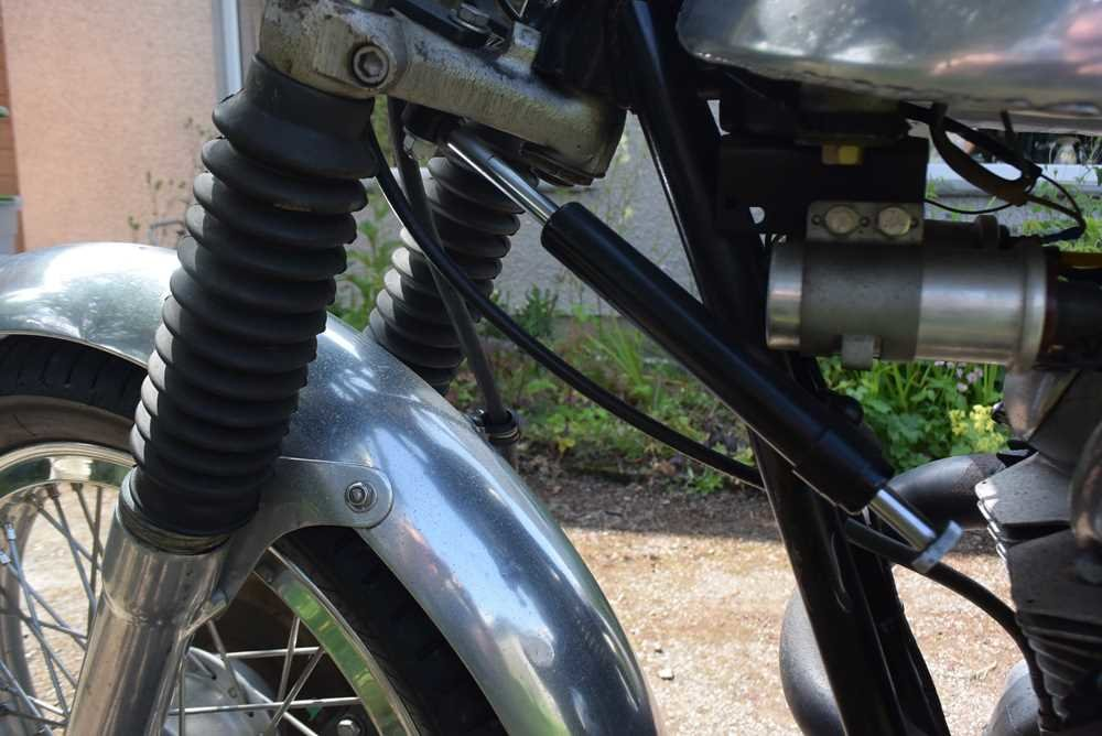 c.1971 Norton Commando For Sale by Auction (picture 20 of 38)