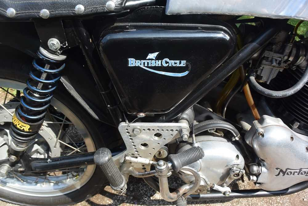 c.1971 Norton Commando For Sale by Auction (picture 23 of 38)