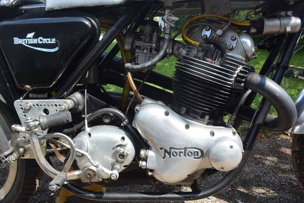 c.1971 Norton Commando For Sale by Auction (picture 25 of 38)