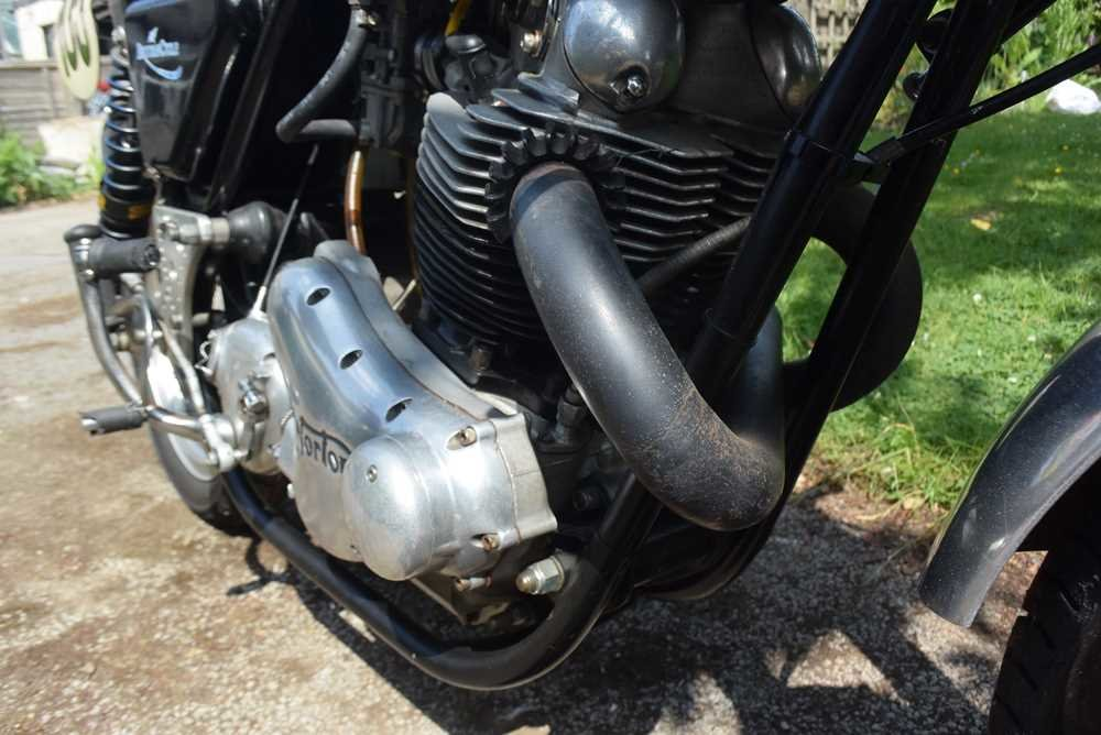c.1971 Norton Commando For Sale by Auction (picture 28 of 38)