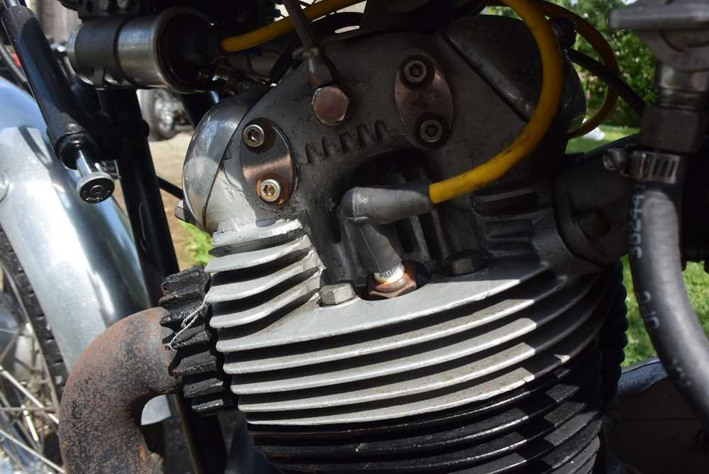 c.1971 Norton Commando For Sale by Auction (picture 33 of 38)