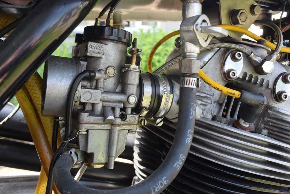 c.1971 Norton Commando For Sale by Auction (picture 37 of 38)