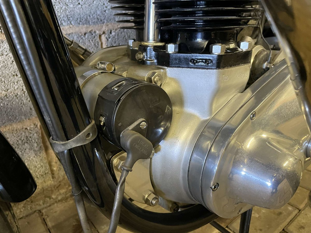 1959 Norton Triton 650cc For Sale by Auction (picture 11 of 33)