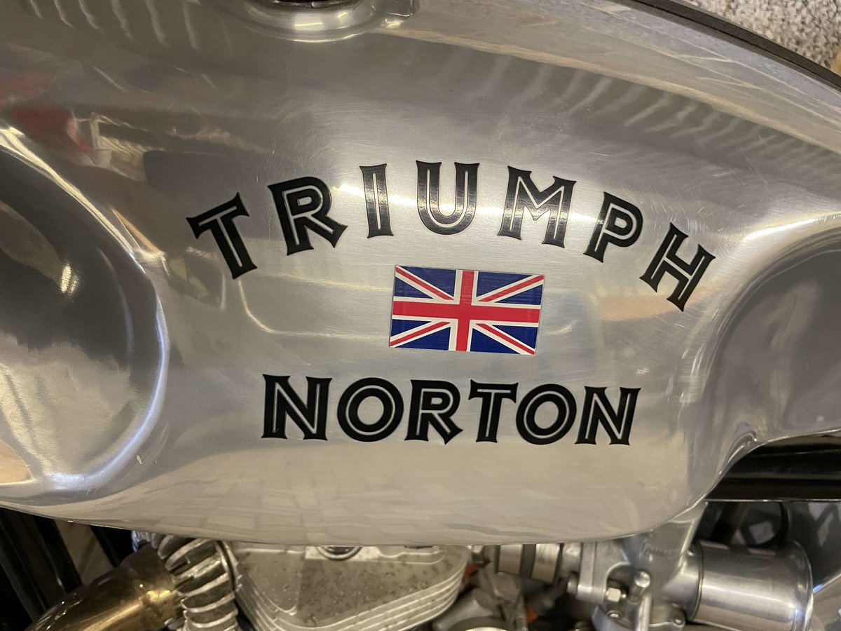 1959 Norton Triton 650cc For Sale by Auction (picture 22 of 33)