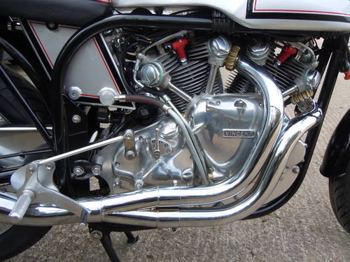 Vincent.......... NORVIN ....ICON  Norton Vincent For Sale (picture 5 of 6)