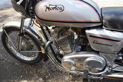 1974 Norton  850 Commando Mk 2 For Sale (picture 3 of 4)