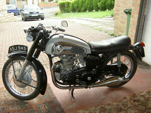 1956 Norton Dominator 88 For Sale (picture 1 of 2)