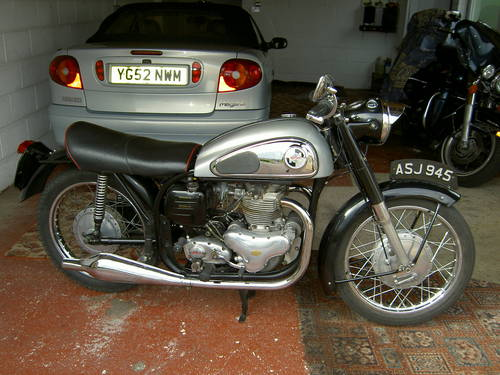 1956 Norton Dominator 88 For Sale (picture 2 of 2)