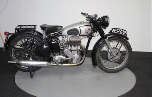 1950 Norton BIG 4 600CC For Sale (picture 1 of 1)