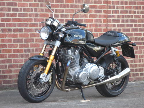 2017 Norton Commando 961 Sport MKII For Sale (picture 6 of 6)