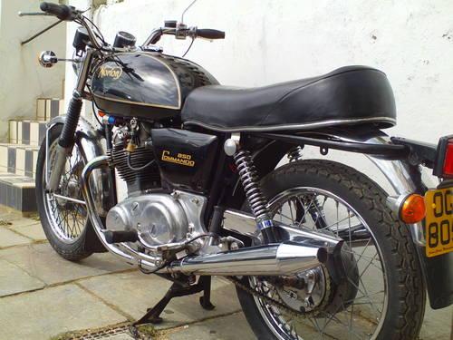 1975 NORTON COMMANDO INTERSTATE 850 MK2A SOLD (picture 4 of 6)