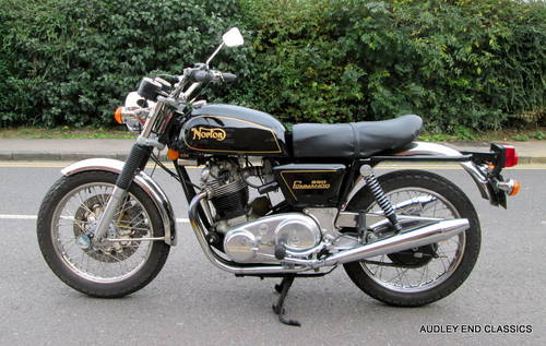 1975 NORTON COMMANDO INTERSTATE 850 Mk2 (NOW SOLD) SOLD (picture 1 of 6)