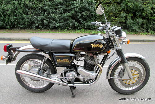 1975 NORTON COMMANDO INTERSTATE 850 Mk2 (NOW SOLD) SOLD (picture 2 of 6)