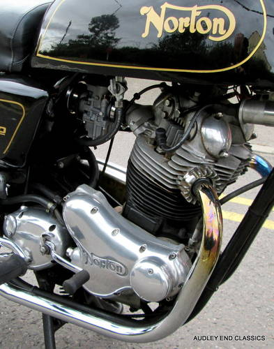 1975 NORTON COMMANDO INTERSTATE 850 Mk2 (NOW SOLD) SOLD (picture 3 of 6)