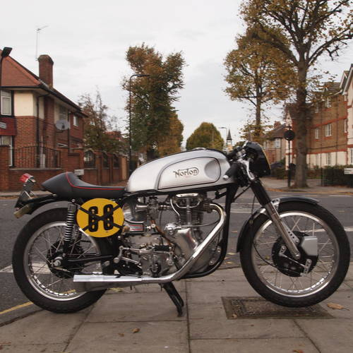1971 Norvelo Velocette 500cc. RESERVED FOR SIMON. SOLD (picture 1 of 6)