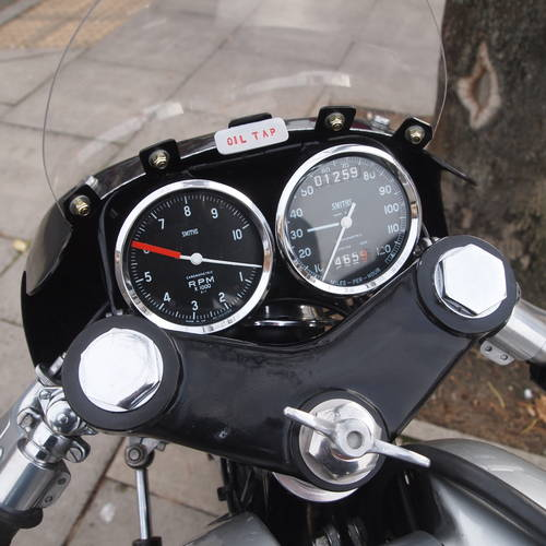 1971 Norvelo Velocette 500cc. RESERVED FOR SIMON. SOLD (picture 2 of 6)