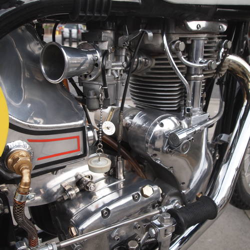 1971 Norvelo Velocette 500cc. RESERVED FOR SIMON. SOLD (picture 5 of 6)