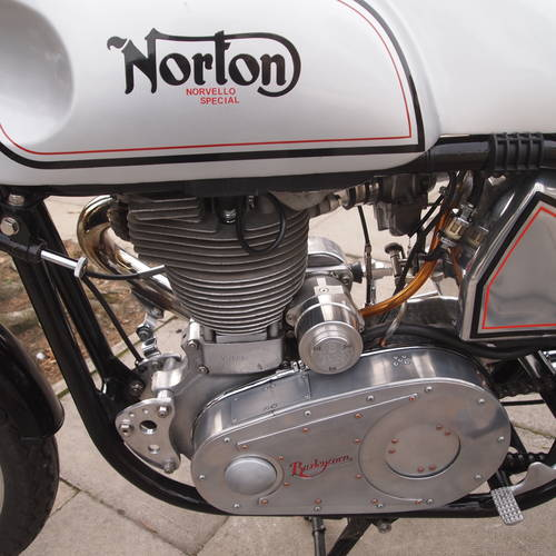 1971 Norvelo Velocette 500cc. RESERVED FOR SIMON. SOLD (picture 6 of 6)