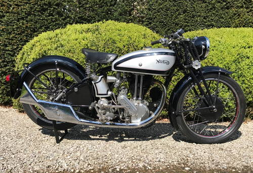 Norton - ES2  1935 For Sale (picture 1 of 6)