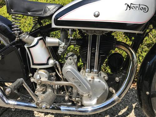 Norton - ES2  1935 For Sale (picture 2 of 6)