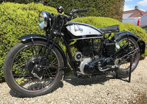 Norton - ES2  1935 For Sale (picture 3 of 6)