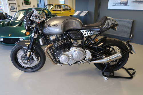 2017 Norton Dominator 961 With Extras SOLD (picture 3 of 6)