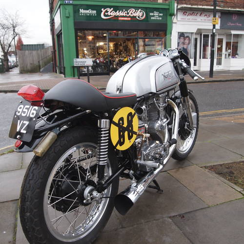 1971 Norvelo Velocette 500cc. RESERVED FOR SIMON. SOLD (picture 4 of 6)