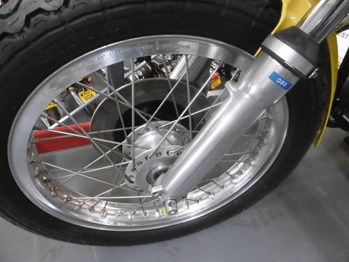 1968 Norton Commando 750 Proddy Racer Terry Hobbs As new ! SOLD (picture 2 of 6)